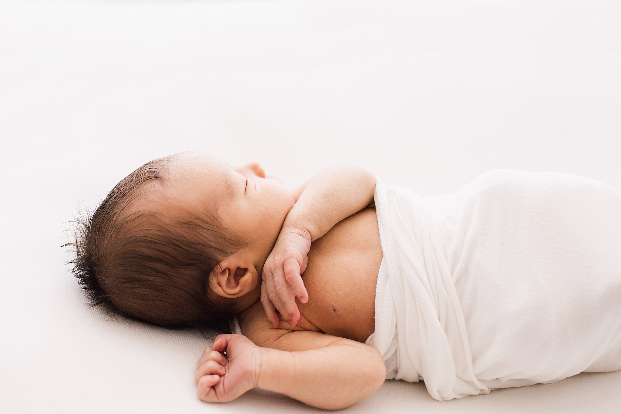 newborn photographer madison