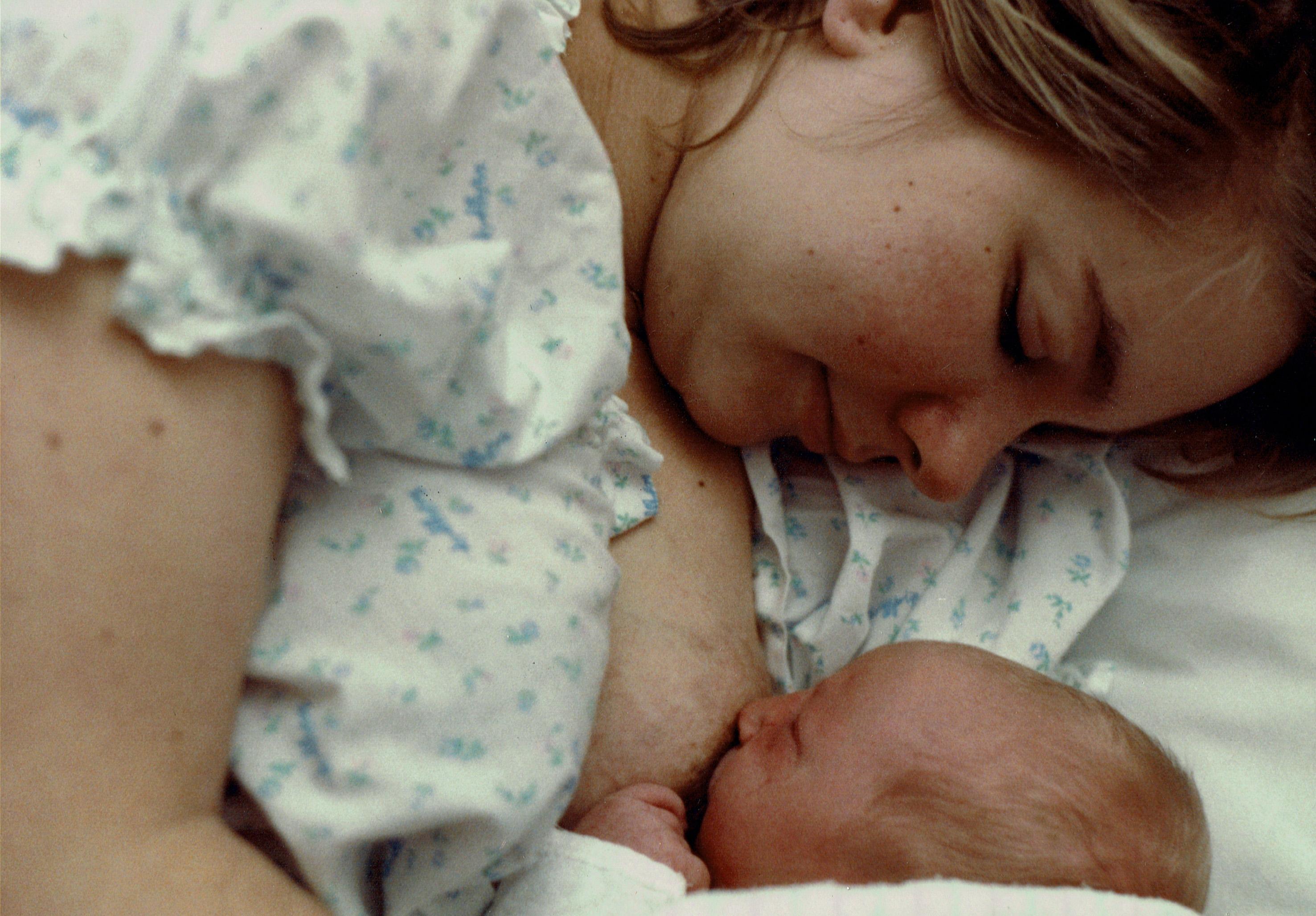 birth photograph 1991